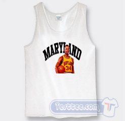 Cheap Len Bias Maryland 34 Tank Top