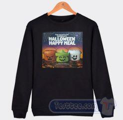 Cheap McDonalds Halloween Happy Meal Sweatshirt